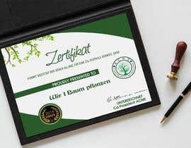 Nro 4 kilpailuun Create me a document (certificate) käyttäjältä FGshamim