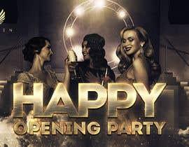 """Nro 65 kilpailuun """"Happy"""" party events creative concept - facebook cover käyttäjältä Sistah187"""