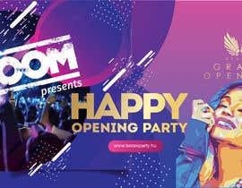 "Nro 58 kilpailuun ""Happy"" party events creative concept - facebook cover käyttäjältä Manaf007"
