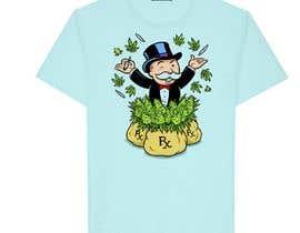 #94 for Printful T-Shirt Design af Invoker6969