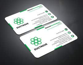 Nro 132 kilpailuun Design a Visiting Card käyttäjältä mdanowarparvej