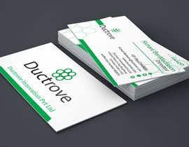 Nro 125 kilpailuun Design a Visiting Card käyttäjältä sumon0909