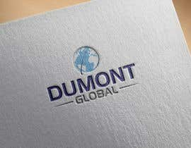 nº 943 pour Dumont Global Logo Design par Freelancermoen