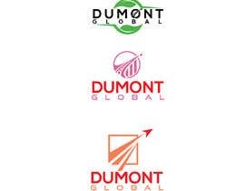 nº 949 pour Dumont Global Logo Design par dolli99