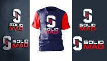 """Graphic Design Entri Peraduan #3027 for Logo for sportsware and sportsgear brand """"Solid Mad"""""""