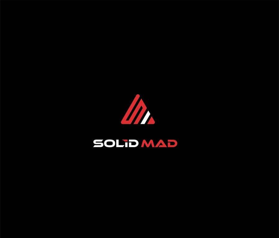 """Intrarea #4666 pentru concursul """"Logo for sportsware and sportsgear brand """"Solid Mad"""""""""""