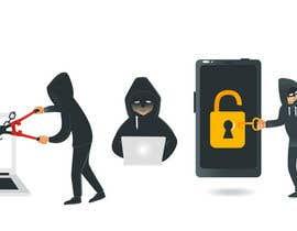 #28 untuk I need a marscot a Hacker Marscot. In 4 situations. oleh MdArif61