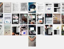 #5 для Document Design for a Business Plan- for print от NiluXiP