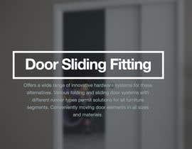 #10 cho Design a Banner for Door Sliding fittings for our website bởi rockthepixels