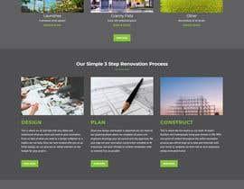 #91 untuk Update Front Page of Website oleh webchallengerr