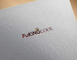 #39 untuk Simple text logo for FU KING COOL Stuff.com oleh Adhorarahi