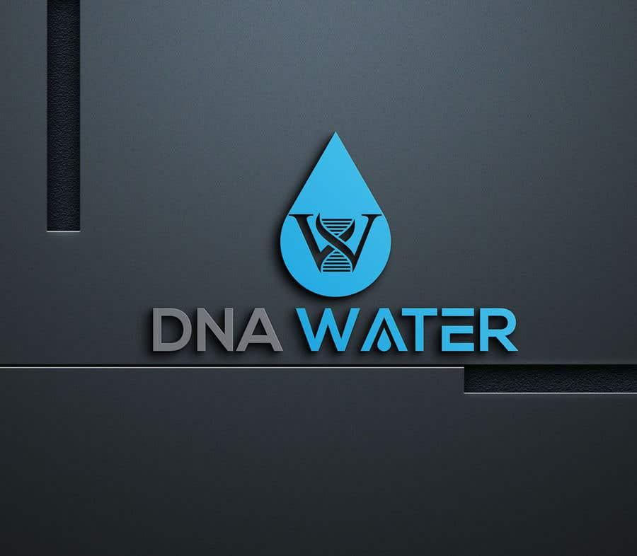 Entry #94 by shakilhossain711 for DNA WATER LOGO | Freelancer