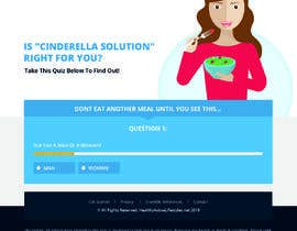 #18 for Design a very simple quiz webpage in a modern and attractive way by WebCraft111