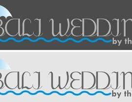 #10 untuk Design a Logo for Bali Wedding by Tirtha oleh anakTK