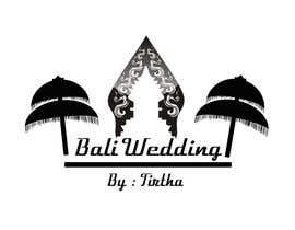 #128 untuk Design a Logo for Bali Wedding by Tirtha oleh Dhannywirawan