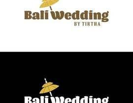 #23 untuk Design a Logo for Bali Wedding by Tirtha oleh nitabe