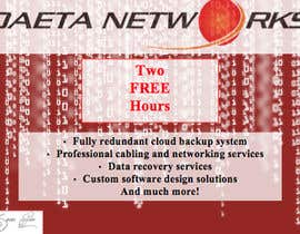 #9 para Create a postcard for two hours of free IT services por kderaddo