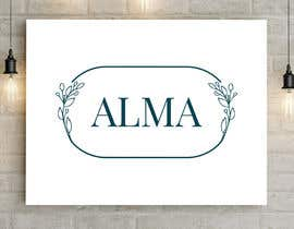 #6 for Logo Deisgn (ALMA Event and Experiences Design) af mijan7