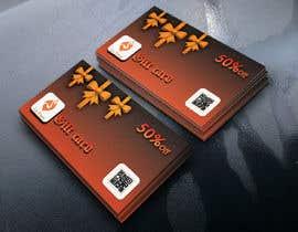 #27 cho Gift card design bởi Pritoms6326