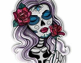 #8 for Dia de los muertos Squats & Hops Event by mhmdaffan71
