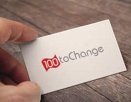 creativefiveshoh tarafından Company Logo - 100tochange - lifestyle blog için no 147