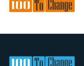 mdtomal93 tarafından Company Logo - 100tochange - lifestyle blog için no 229