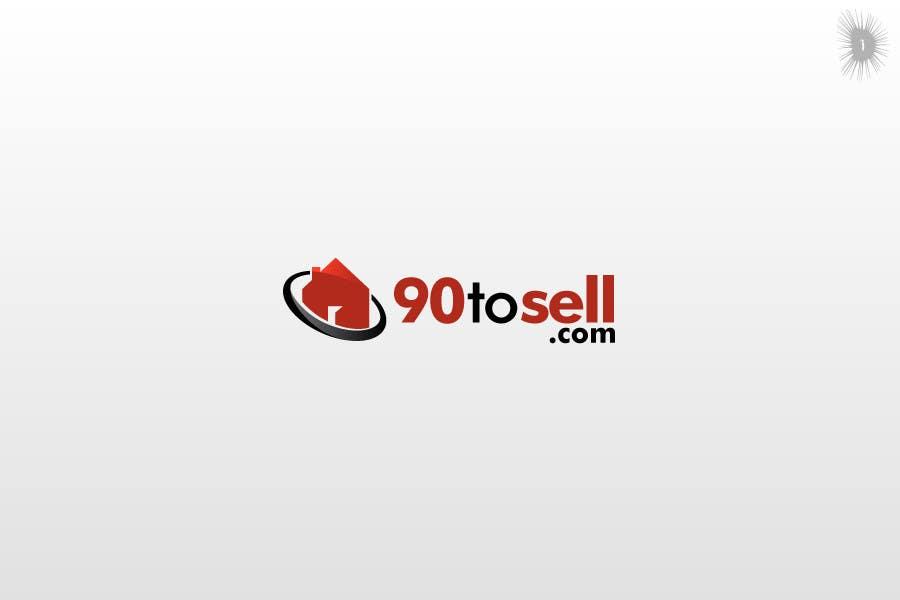 Bài tham dự cuộc thi #                                        17                                      cho                                         Logo Design for 90tosell.com