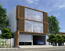 #28 para Facade Design + Render for Small Office por Rafiq2D