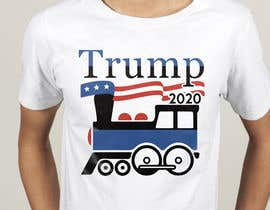 #62 cho Clothing design for Trump 2020 bởi mdyounus19