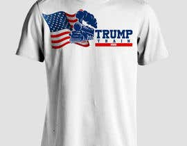 #31 cho Clothing design for Trump 2020 bởi Moutaqii