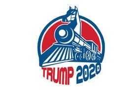 #109 untuk Clothing design for Trump 2020 oleh ashisnilavro