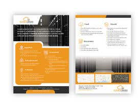 #27 for Small Brochure of a Datacenter Project by pipra99