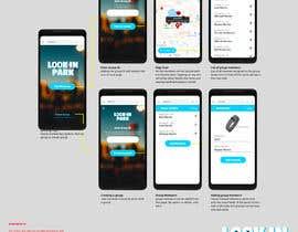 #2 cho UI/UX/branding for positioning service (Mobile browser) bởi aashukulkarni