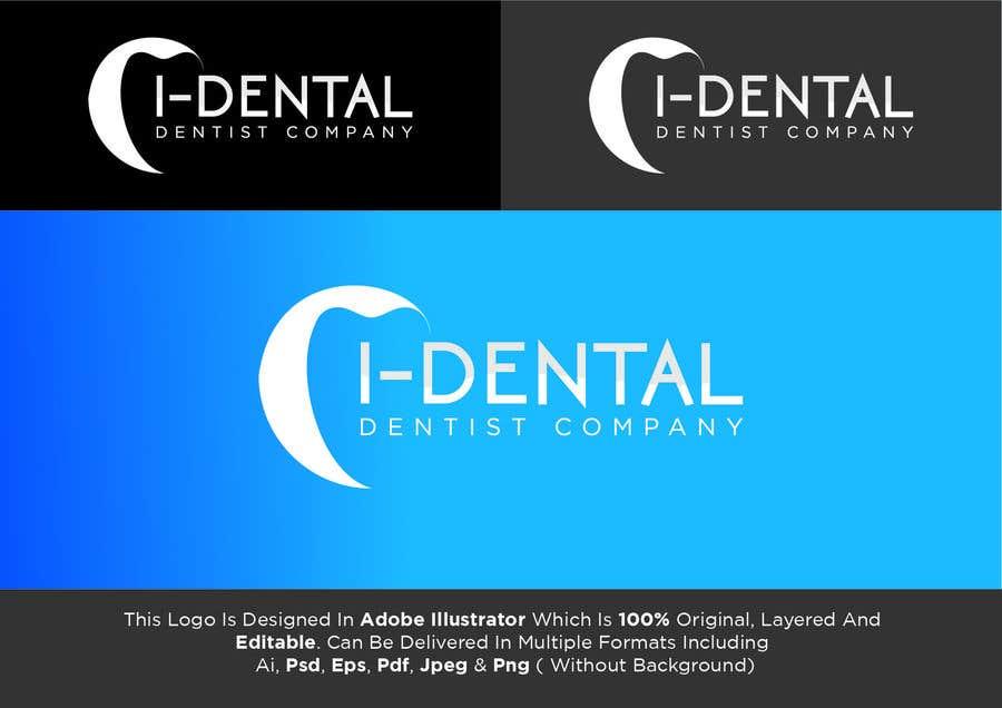 Kilpailutyö #57 kilpailussa Creating a modern logo for our dental company