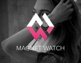 Nro 157 kilpailuun Design a logo for a fun watch company The Magnet Watch käyttäjältä Gearetic