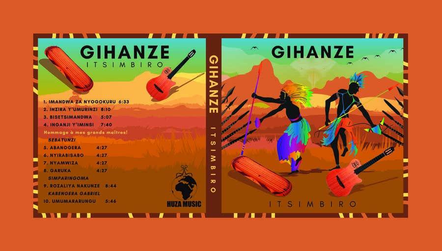 Konkurrenceindlæg #25 for Album Cover design