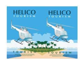 #30 for DVD cover - Helico Tourism by sarifmasum2014