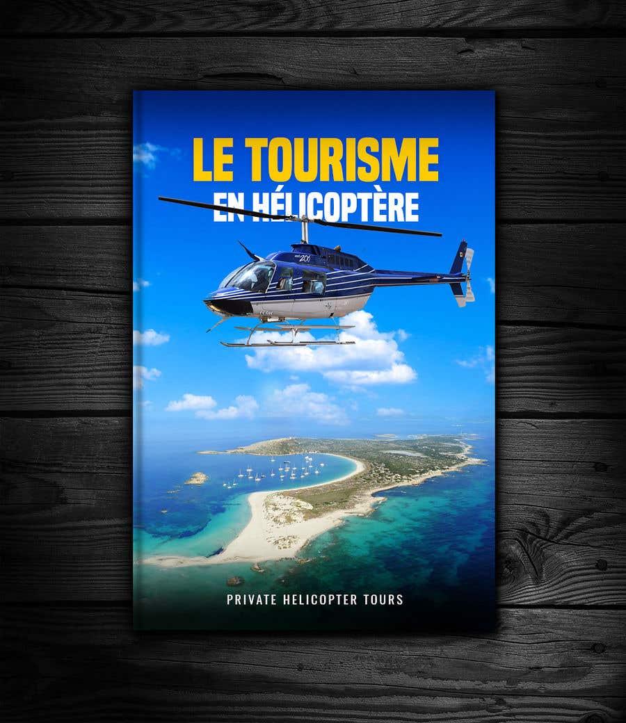 Kilpailutyö #15 kilpailussa DVD cover - Helico Tourism