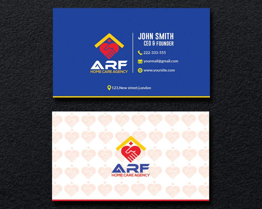 Konkurrenceindlæg #361 for Design a company business card