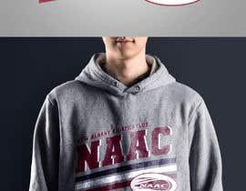 #22 for TEE SHIRT DESIGN NAAC SWIM TEAM by francokristan