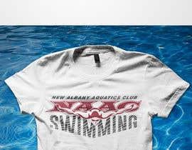 Nro 24 kilpailuun Swim Team TEe Shirt Design käyttäjältä francokristan