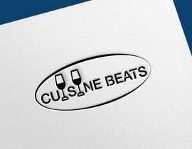 Nro 130 kilpailuun Logo Design $35 - CuisineBeats käyttäjältä ahossainali