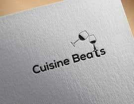 nº 132 pour Logo Design $35 - CuisineBeats par saikatsakib