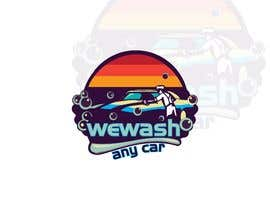 #404 for Car wash Brand identity by asifikbal99235