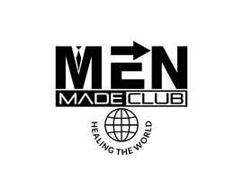 Ripon8606 tarafından Logo for a society - Men Made Club için no 70