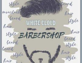 #96 cho This logo is for man saloon and its name is white cloud .. I need creative logo bởi HediBenAyed