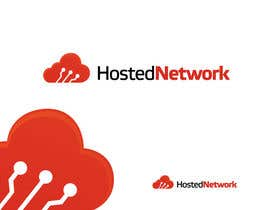 nº 26 pour Logo Design for Hosted Network par BrandCreativ3