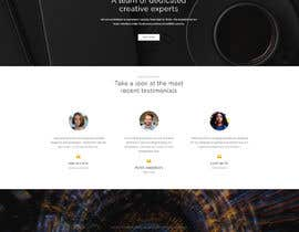 #66 for Digital Agency Multi Page Web Template by carmelomarquises
