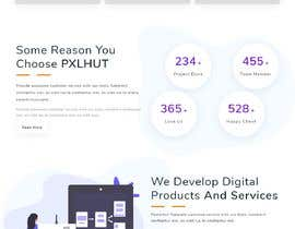 #53 for Digital Agency Multi Page Web Template by zubairmukhtar92