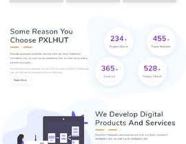 #53 for Digital Agency Multi Page Web Template af zubairmukhtar92
